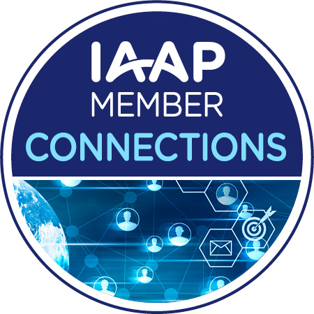 IAAP Member Connections logo