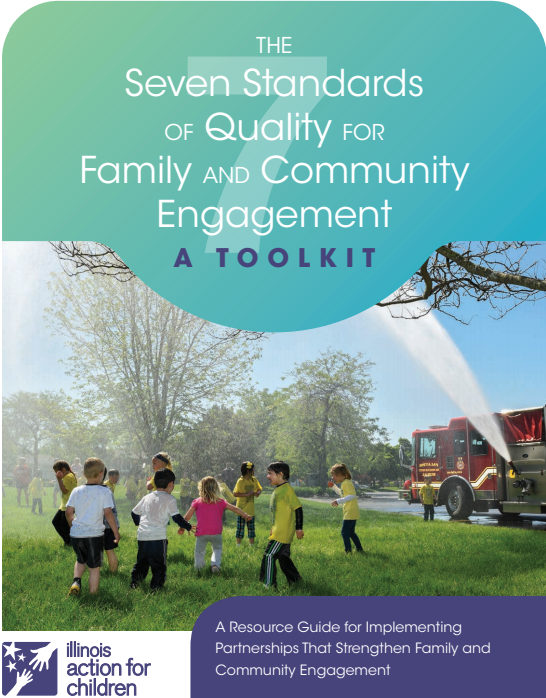Seven Standards of Quality for Family and Community Engagment