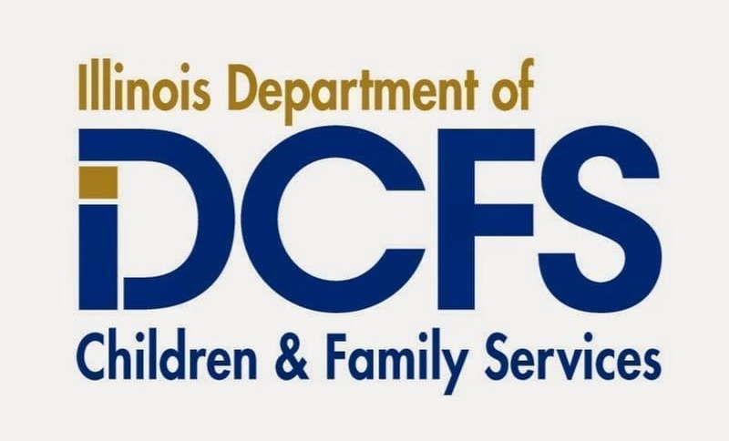 Illinois Department of Children and Family Services (DCFS) logo