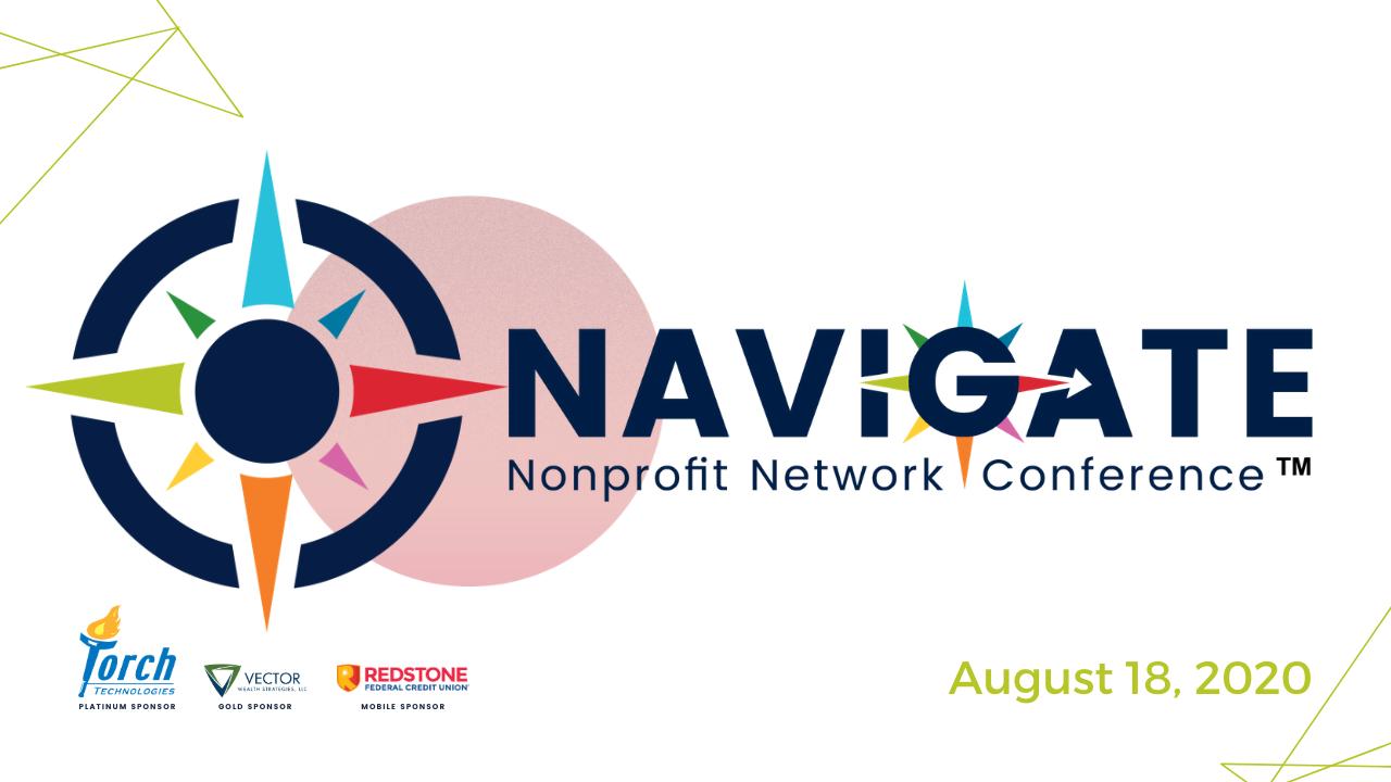 Navigate for nonprofits