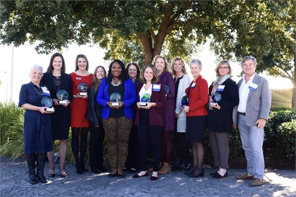 National Philanthropy Day 2019 Award Recipients