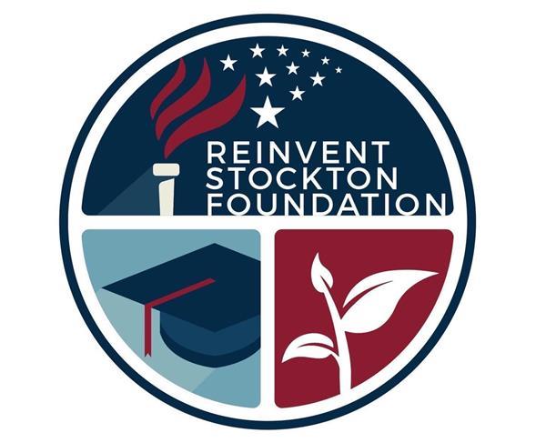 Reinvent Stockton Foundation Logo