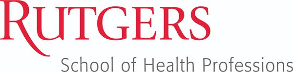 Rutgers School of Health Professionals logo