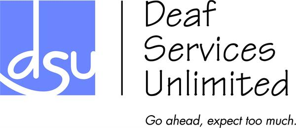 Deaf Services Unlimited logo