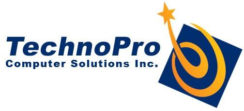 TechnoPro Computer Solutions logo