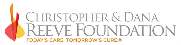 The Christopher & Dana Reeve Foundation logo