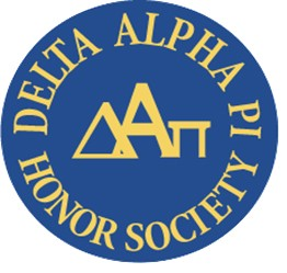Delta Alpha Pi International Honor Society (DAPi) logo