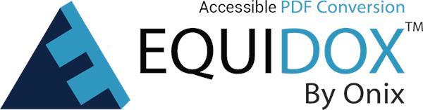 Equidox by Onix logo