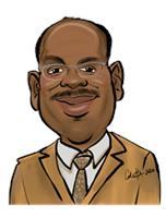 Kevin Harris - Caricature