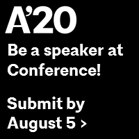 A'20 Call for speakers