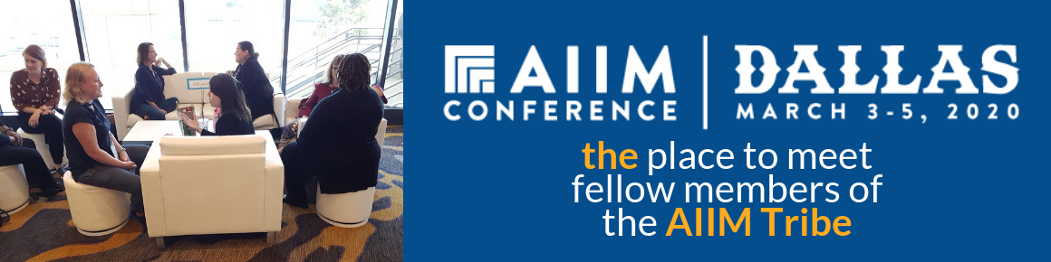 AIIM Conference 2020