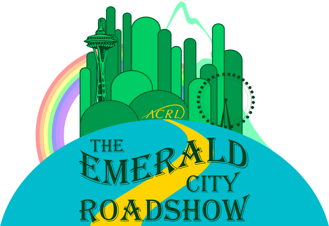 Image of The Emerald City Roadshow: Designing Educational Opportunities on the Intersections of Scholarly Com