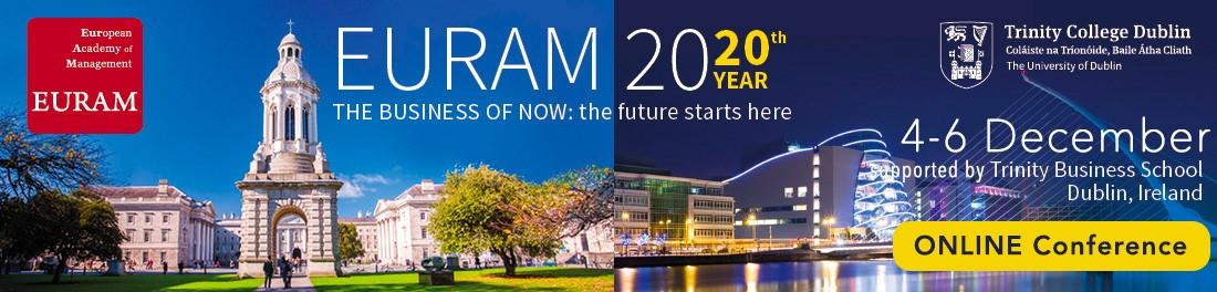 EURAM 2020 Conference