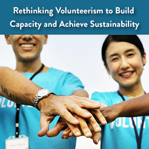 Rethinking Volunteerism