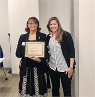 UPD Scholarship Recipient Christine Baily