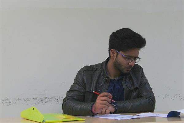 Vipul at work