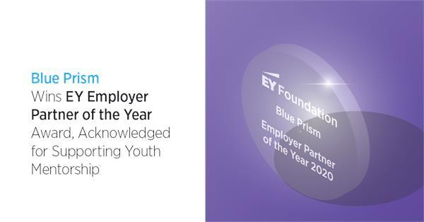 Employer Partner of the Year 2020 Award
