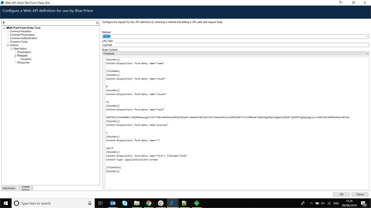 Application Integration - Blue Prism Community