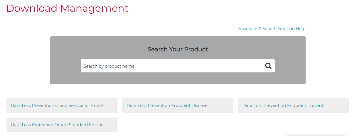 Symantec product page1