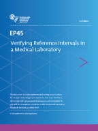 Image of EP45: Verifying Reference Intervals in a Medical Laboratory, 4th Edition