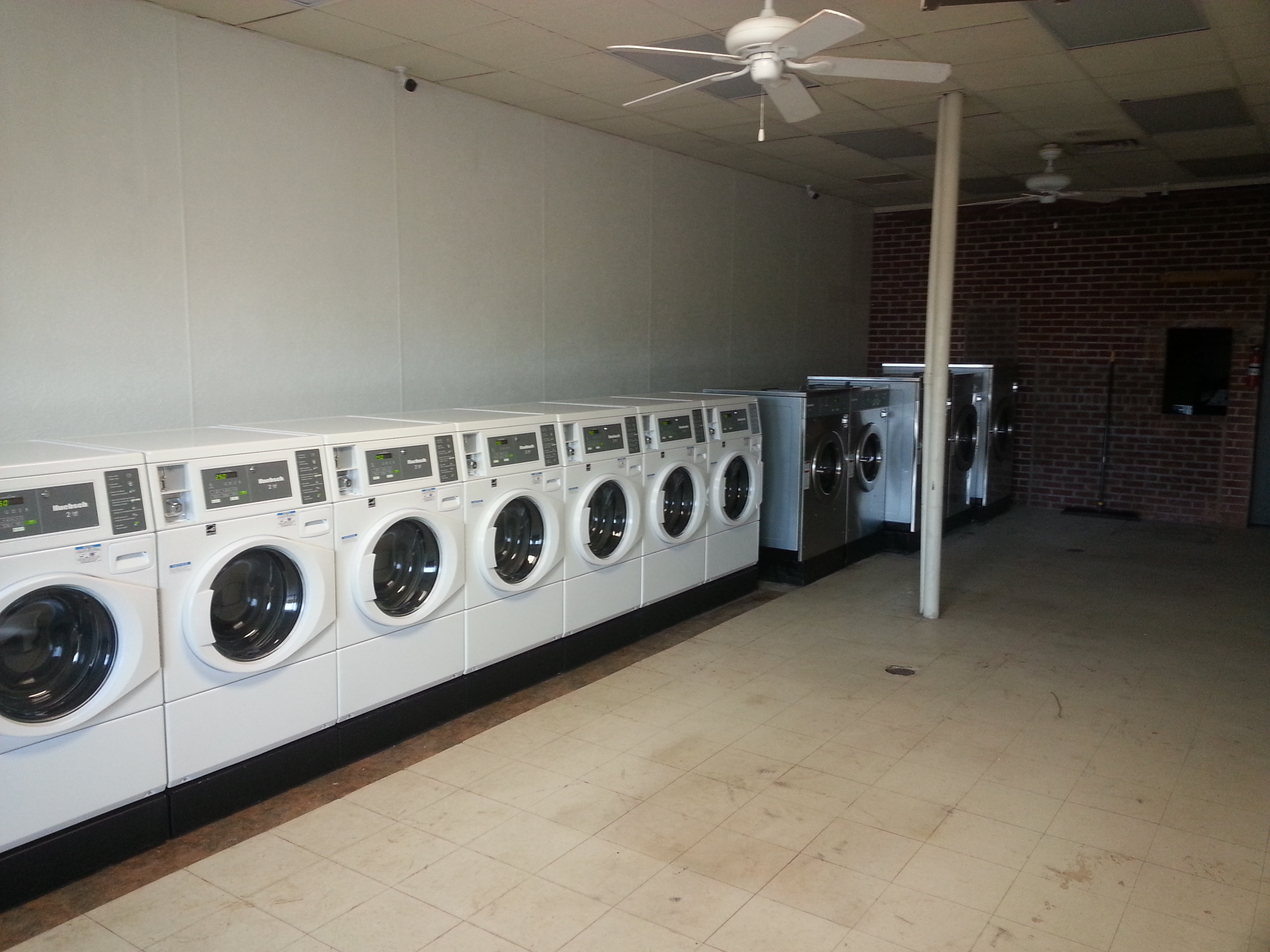 RE: How hard to operate unattended Laundromat?