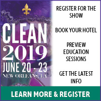 Clean 2019: June 20-23 - New Orleans