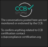 Certification Disclaimer