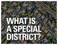 Cover photo special district guide