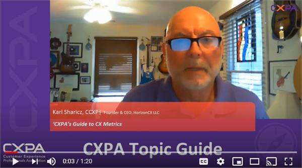 CXPA Topic Guide