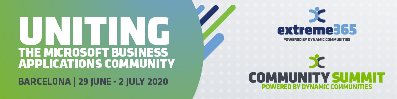 extreme356 and Community Summit Europe 2020, powered by Dynamic Communities