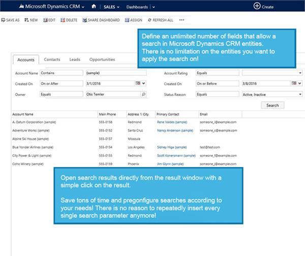 PowerSearch Screenshot