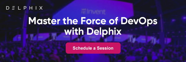 Master the Force of DevOps with Delphix