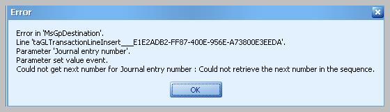 SmartConnect Error
