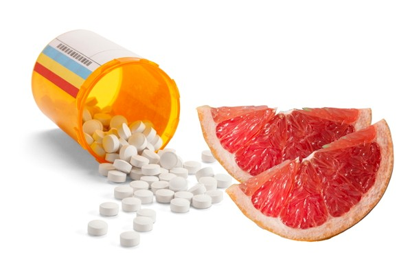 Grapefruit Juice and Medicine / (En Español) - Medline
