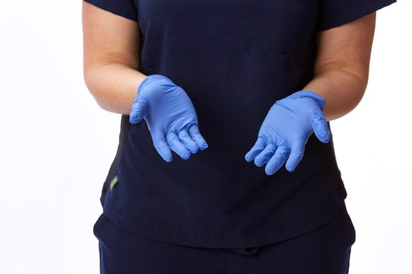 Fits Like a Glove: Hand Hygiene with Glove Use