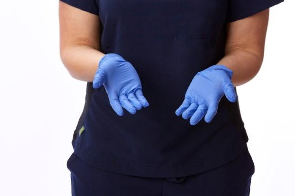 Fits Like a Glove: Hand Hygiene with Glove Use