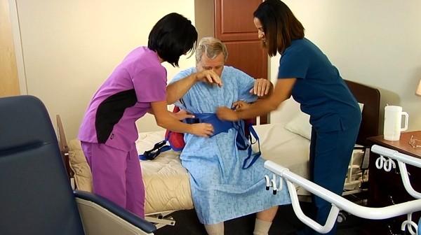 Safe-Patient-Handling: Lifting - 1.0 CE (for Nurses) - Medline