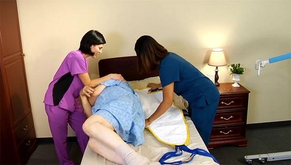 Safe-Patient-Handling: Positioning
