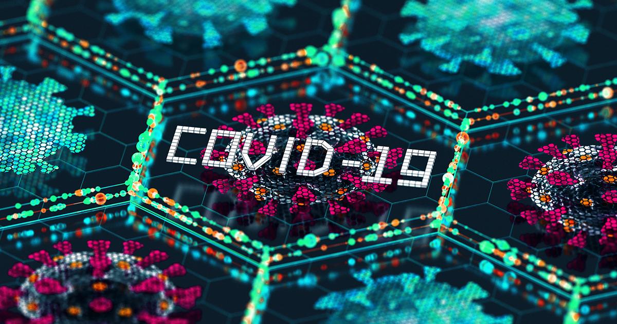 3D Models of COVID 19