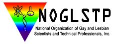 National Association for Gay and Lesbian Scientists and Technical Professionals logo