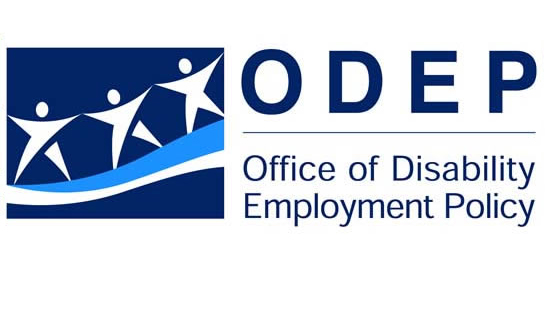 Office of Disability Employment Policy (ODEP) logo
