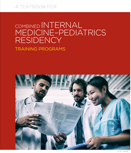 A Textbook for Combined Internal Medicine-Pediatrics