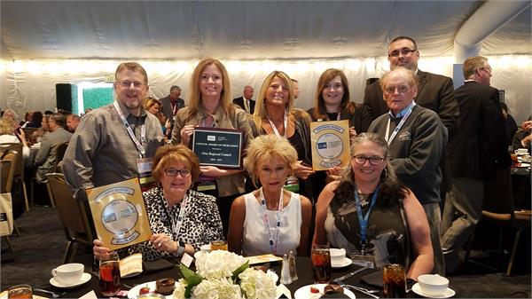 Ohio Regional Council 2019 Council Award of Excellence - San Diego