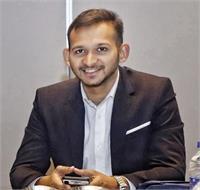 Aayush Shashank Shah, Treasurer