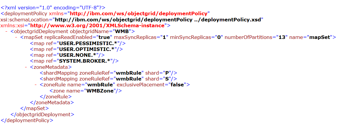 deploymentXML