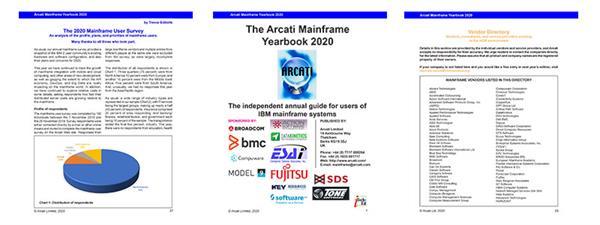 Arcati Mainframe Yearbook