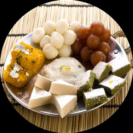 Iconic, Lip-Smacking Indian Sweets !!!