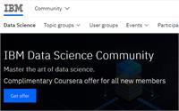 Data Science Community Banner