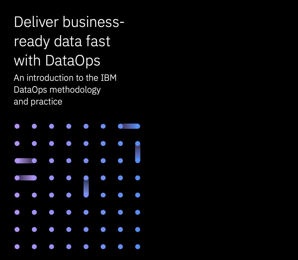 Deliver Business Ready Data Fast - Image for Whitepaper