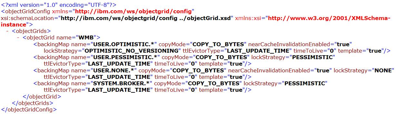 objectgridXML